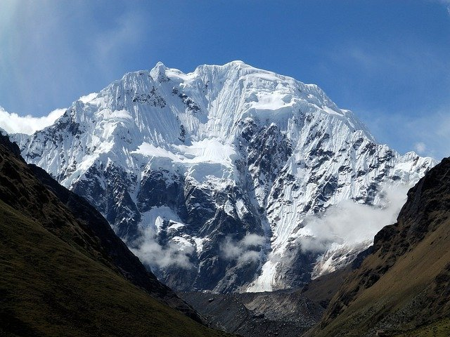 Salkantay trek e Inca Trail