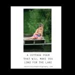 Insta Image for A Cottage Poem