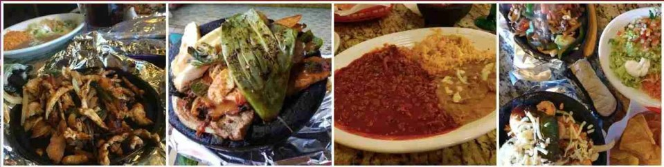 El Rancho food items - sixth best place to eat in Holland MI
