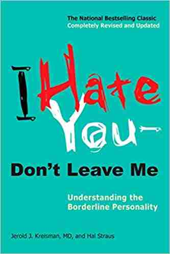 Book Cover of I Hate You Don't Leave Me