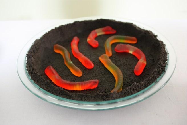 Chocolate Worms N Dirt Pi Day Pie Veronica Kittigrew