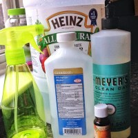 DIY All Natural Lavender Floor Cleaner (Tile and Laminate)