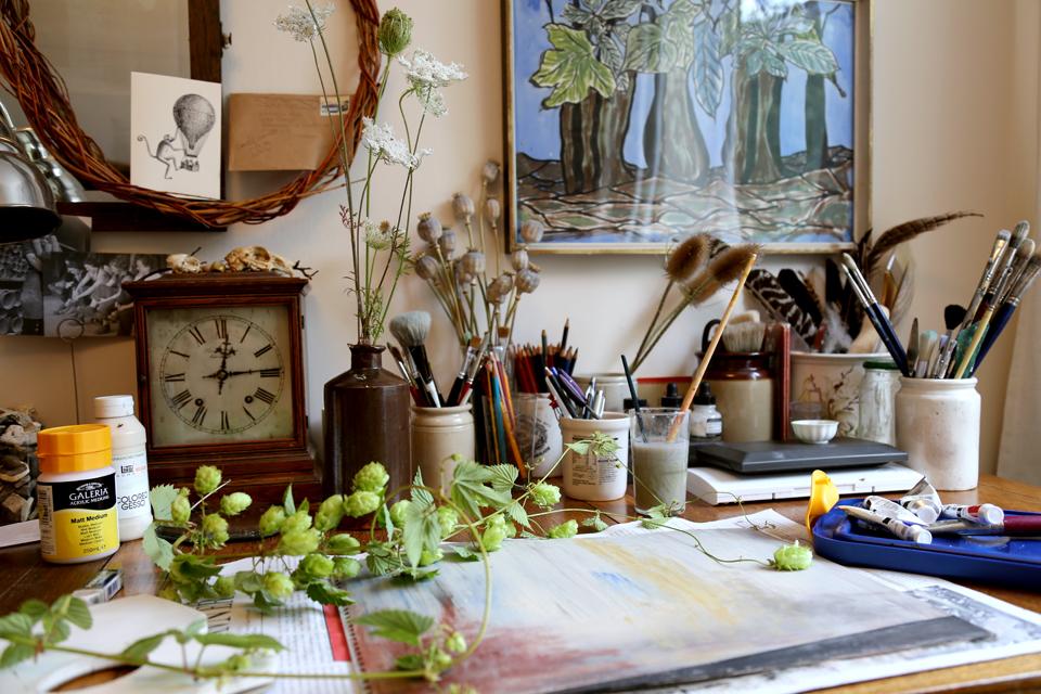 Veronica Roth studio