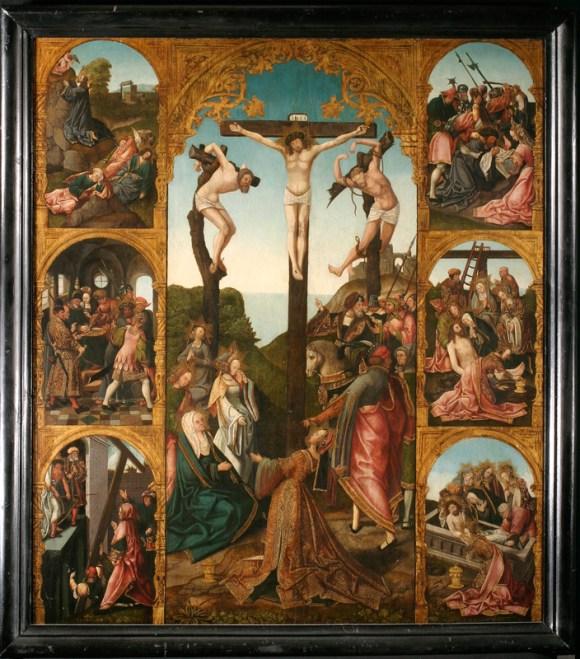 MCC-7988_Kruisiging_met_meerdere_figuren_en_zes_taferelen_uit_het_lijden_van_Christus_(1).jpg