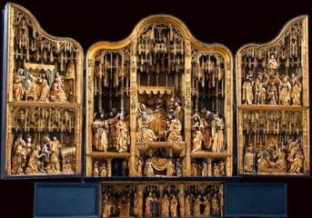 Marienkirche_Luebeck_altar