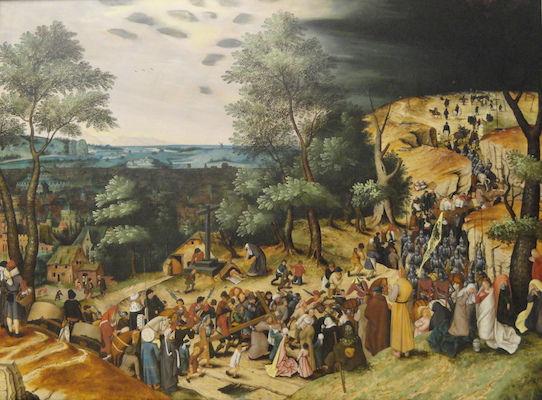 The_Way_to_Calvary_by_Peter_Brueghel_the_Younger_-_Statens_Museum_for_Kunst_-_DSC08141