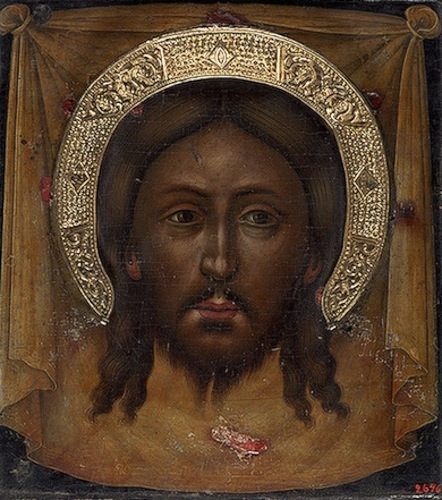 The Holy FaceXVII-XVIII