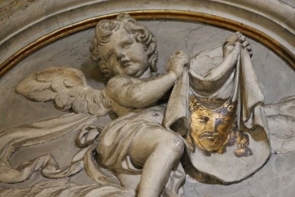 Veronica's Veil, Basilica of Santa Croce