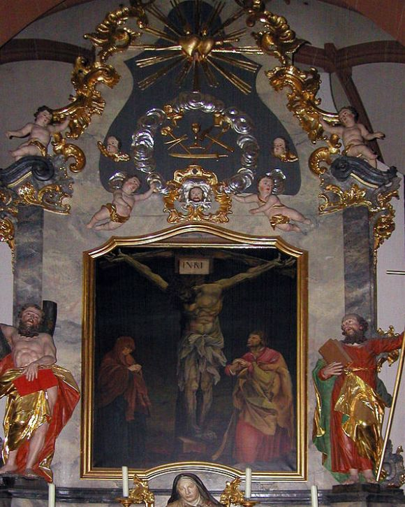 Heiligkreuzaltar