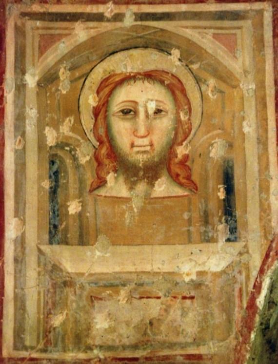 Santa Maria a pie di chienti - Volto di Cristo 900
