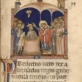 il battesimo di re Abgar
