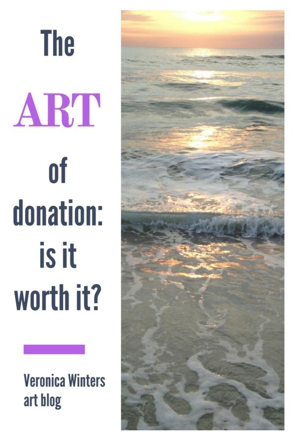 art of donation