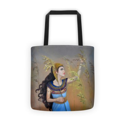 Tote bags for teachers: Cleopatra