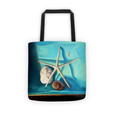 Tote bags for work: Seashells