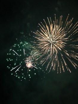 Fireworks, Wamego, KS 3