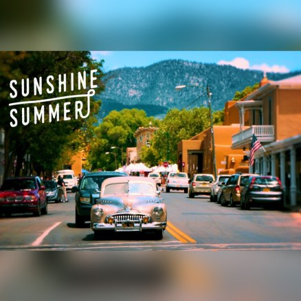 Sunshine & Summer   Vintage Cars   ©Veronica Markland 2016   Santa Fe, New Mexico