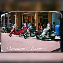 Cars & Vespa's   Vintage Cars   ©Veronica Markland 2016   Santa Fe, New Mexico