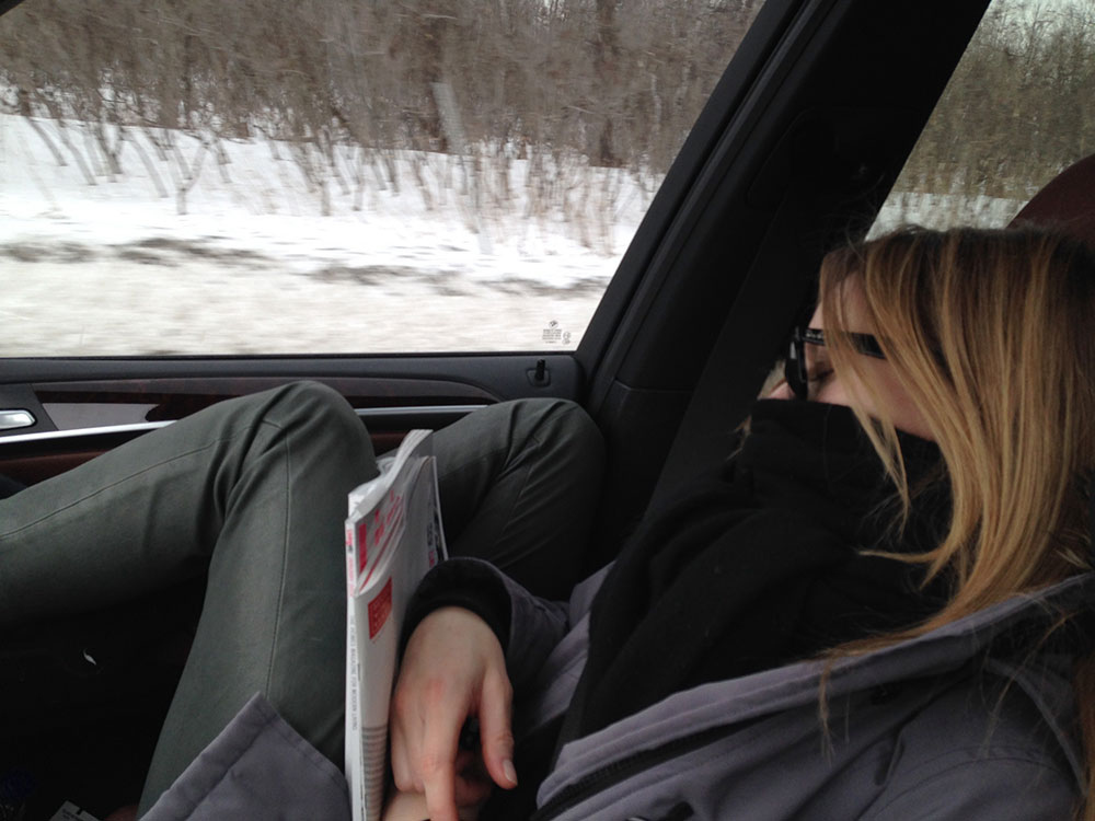 Road life_snooze