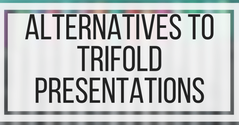 Alternatives To Trifold Presentations