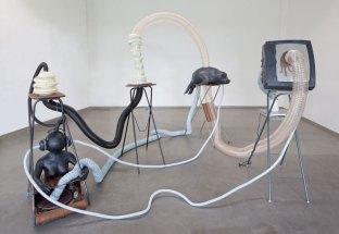 DER-GEGENWÄRTIGE-AUGENBLICK-multimedia-room-installation-Ausstellung-Veronika-Veit-2014-01