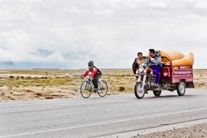 Afghan Women's Cycling Team, Kabul. Photo credit Claudia C. Lopez.