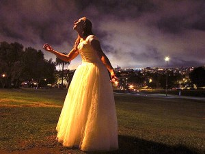 Tomi Paasonen, Halloween in Dolores Park, San Francisco CA. Photo Credit: Ivo Serra