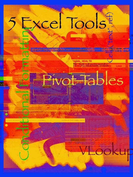 5 Excel Tools
