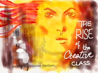 Book about Creative Class
