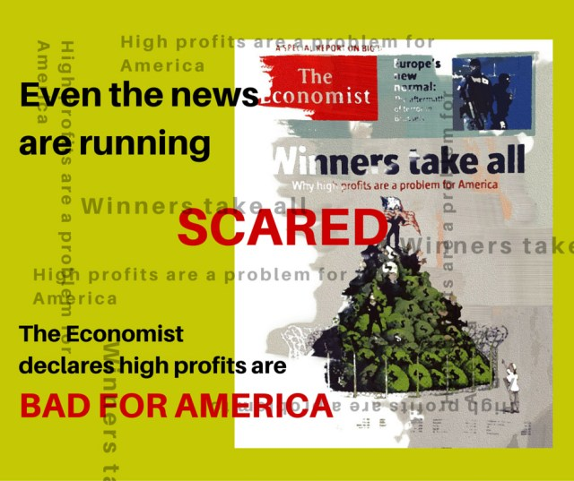 The Economist says American Profits are Too High