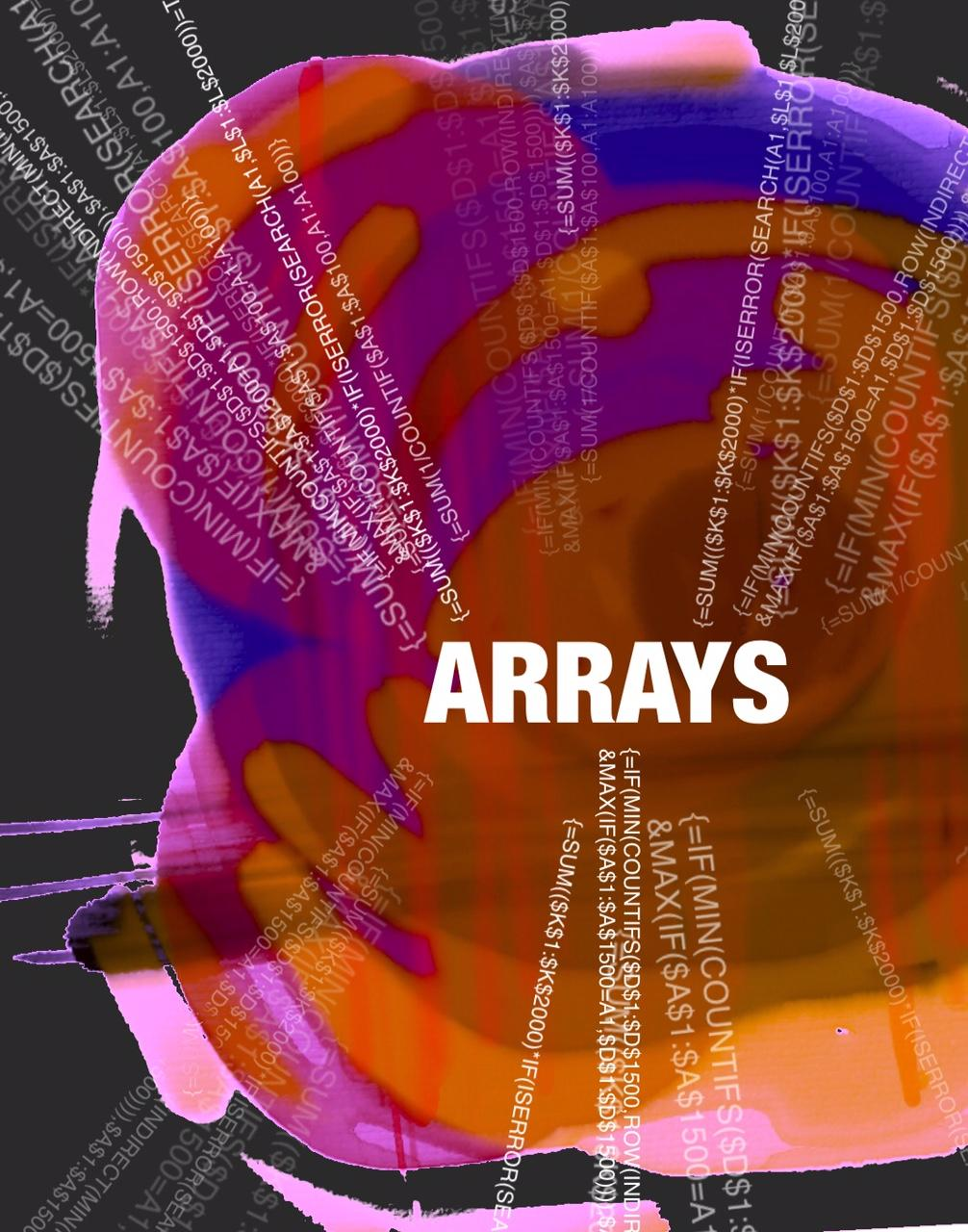 Array Formulas - A New Use