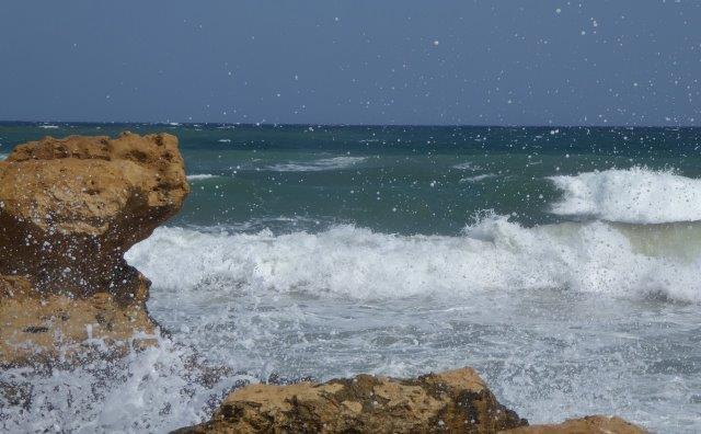 ruige zee