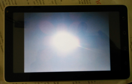 zonsverduistering mislukt