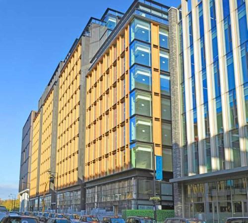 edificio 6 pancras square london proyecto verosol