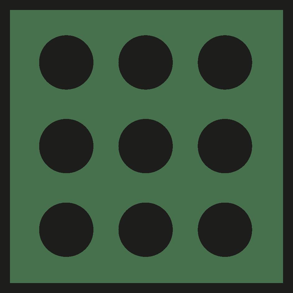 símbolo factor apertura verosol negro