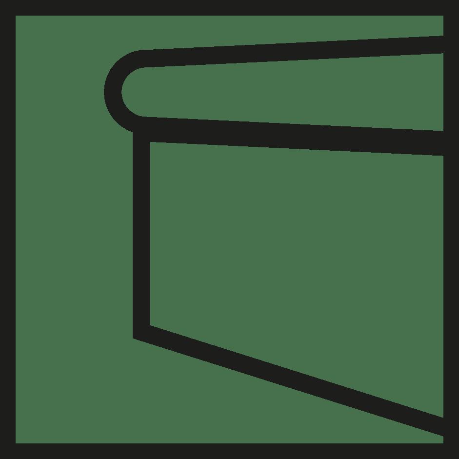 símbolo cortinas enrollables verosol negro
