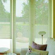 cortinas enrollables amarillas Verosol casa