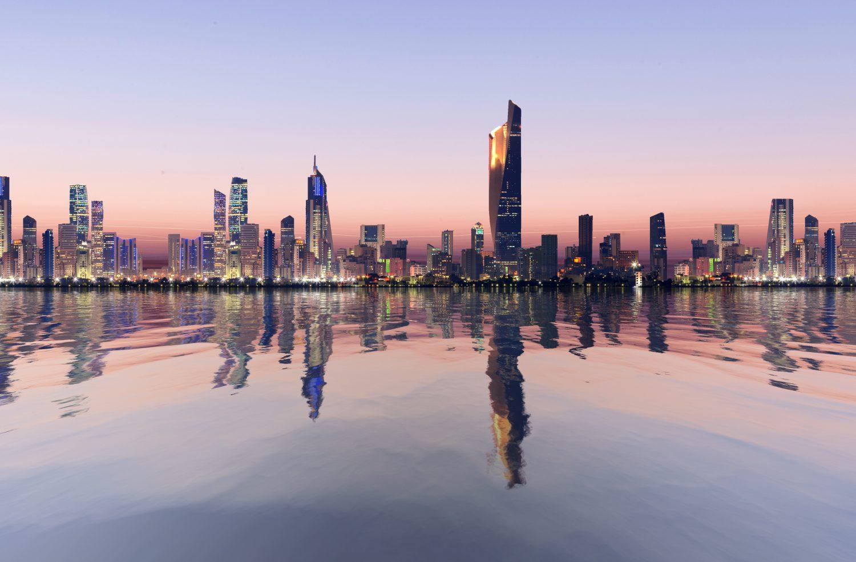 Panorámica Kuwait