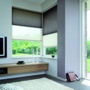 cortina plisada twin esquina verosol casa