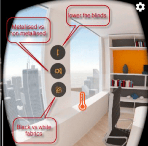 app verosol realidad virtual