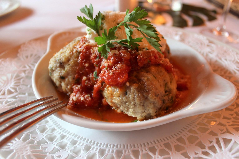 Chef Chet's Mother's Meatballs