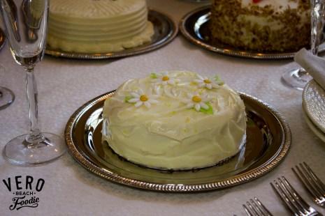 Lemon Blossom Cake