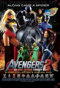 Película porno Avengers XXX 2015 (Los Vengadores) Parodia XXX Gratis