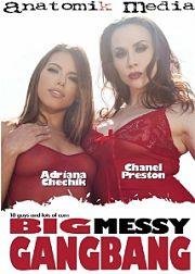 Película porno Big Messy Gangbang (2017) XXX Gratis