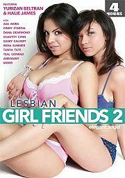 Película porno Lesbian Girlfriends 2 (2017) XXX Gratis