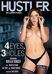 Película porno 4 Eyes, 3 Holes (2017) XXX Gratis