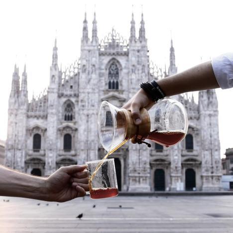 Oud en Nieuw in Milaan