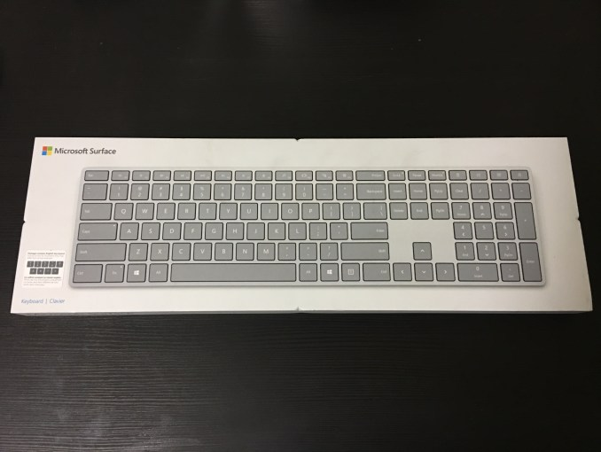 Microsoft Surface Keyboard - Unopened Box