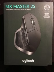 Logitech Master MX 2S - Front Of Box