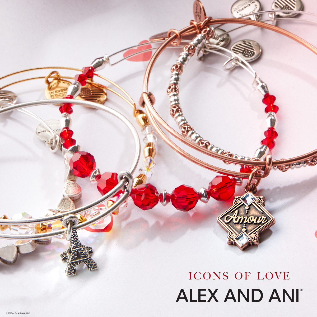 Long Live LAmour The 2018 Alex And Ani Valentines Day