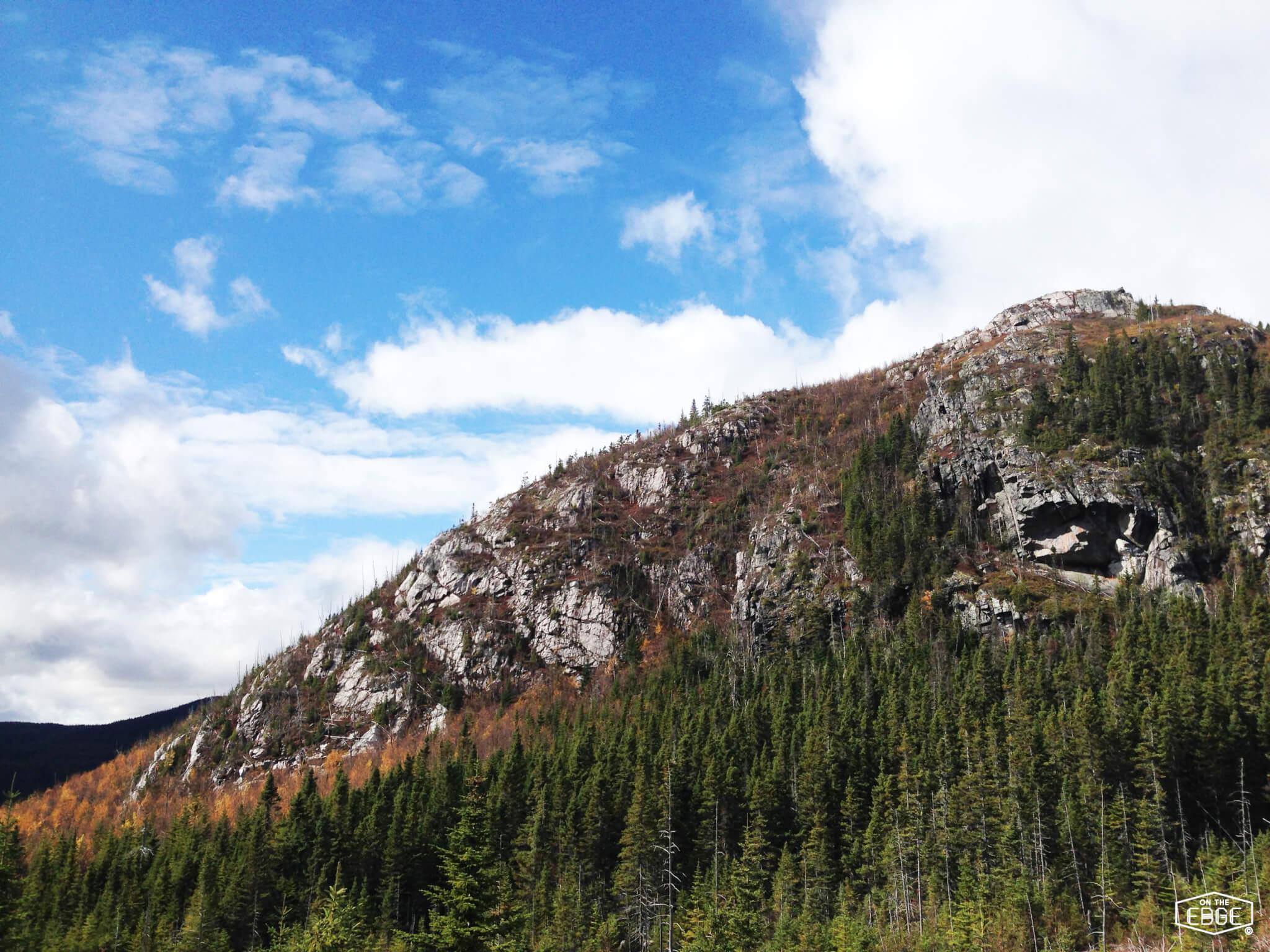 Sentier Pioui – Parc national des Grands-Jardins – Versant plein air